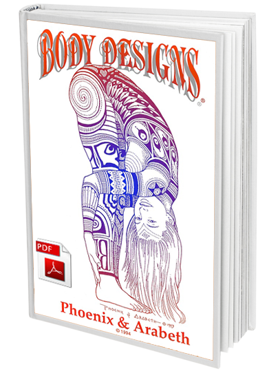 Body Designs 1 by Phoenix & Arabeth