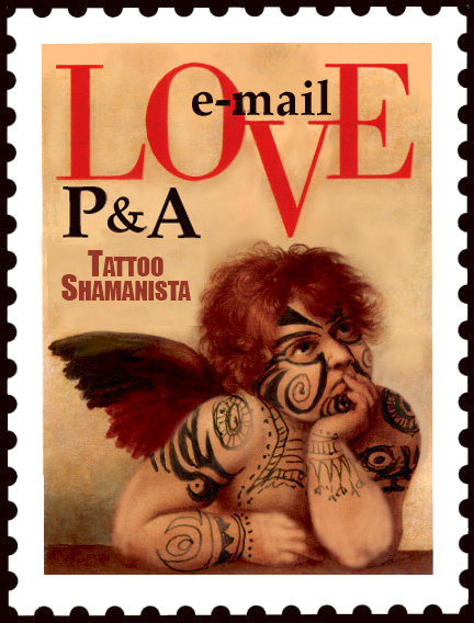 LOVE TATTOO SHAMANISTA Contact Dr Now Today